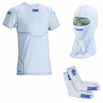 Sparco Pro Tech KW-7 T-Shirt Underwear Set