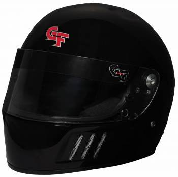 G-Force GF3 Full Face Helmet - Black