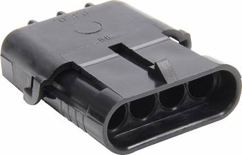 Allstar Performance - Allstar Performance 4 Pin Weather Pack, Shroud Housing