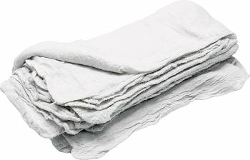 Allstar Performance - Allstar Performance Shop Towels White, 25 Count Bag