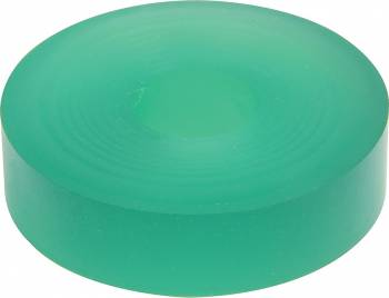 Allstar Performance - Allstar Performance Bump Stop Puck 50dr Green 1/2""