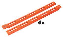 Allstar Performance - Allstar Performance Plastic Body Brace - Fluorescent Orange