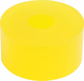 Allstar Performance - Allstar Performance Bump Stop Puck 75dr Yellow 1""