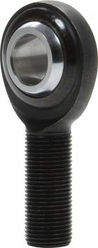 "Allstar Performance - Allstar Performance Rod End Pro Series (Moly) Black (PTFE Lined) 3/4"" x 3/4""-16, RH Male"