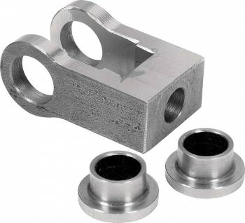 Allstar Performance - Allstar Performance Shock Mount Swivel Clevis with Spacers