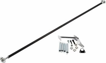Allstar Performance - Allstar Performance Aluminum Carb Linkage Kit With Hollow Threaded Rod