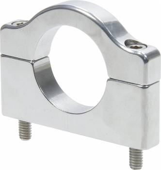 Allstar Performance - Allstar Performance Chassis Bracket (Base Mount) Polished 1.625""