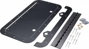 "Allstar Performance - Allstar Performance Access Panel Kit 6"" x 14"" - Black"