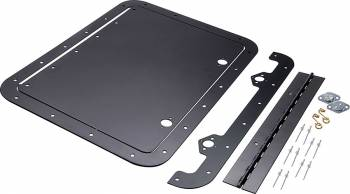 "Allstar Performance - Allstar Performance Access Panel Kit 10"" x 14"" - Black"