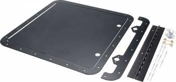 """Allstar Performance - Allstar Performance Access Panel Kit 14"""" x 14"""" - Black"""