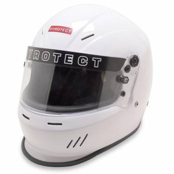 Pyrotect UltraSport Helmet - Gloss White