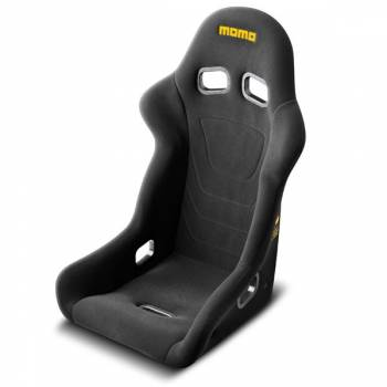 Momo - Momo Start Racing Seat - Black - Regular