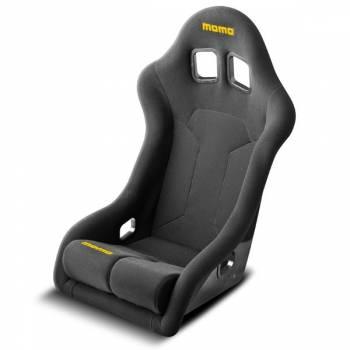 Momo - Momo Supercup Racing Seat - Black - Regular