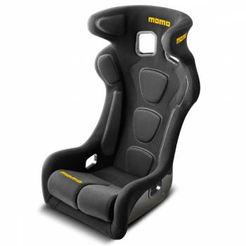 Momo - Momo Daytona EVO Racing Seat - Black - Regular