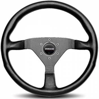 Momo - Momo Monte Carlo 320 Steering Leather Black Stitch