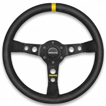 Momo - Momo MOD 07 Steering Wheel - Suede