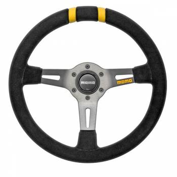 Momo - Momo MOD DRIFT Steering Wheel - Suede