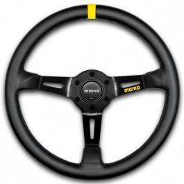 Momo - Momo MOD 08 Steering Wheel - Leather