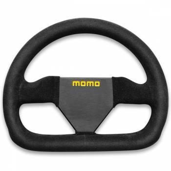 Momo - Momo MOD 12 Steering Wheel - Suede