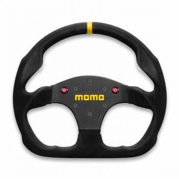 Momo - Momo MOD 30 Steering Wheel - Suede w/Buttons