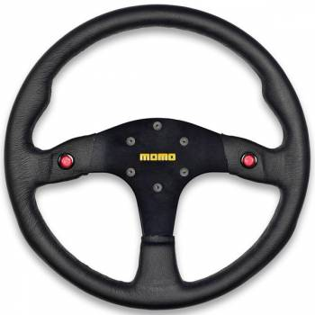 Momo - Momo MOD 80 Steering Wheel - Leather