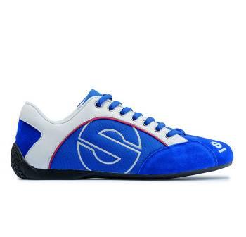 Sparco - Sparco Esse Shoe - Suede - Blue