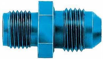 "Aeroquip - Aeroquip Aluminum -06 Male, 1/2""-20 Thread Male Inverted AN Fuel Pump Fitting"