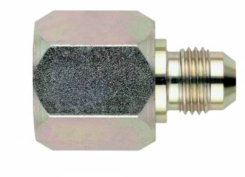 Aeroquip - Aeroquip Steel -10 Female to -06 Male AN Swivel Reducer Adapter