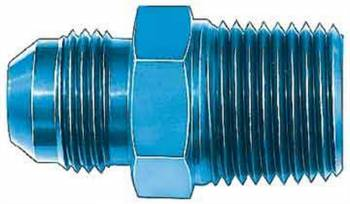 "Aeroquip - Aeroquip Aluminum -03 Male AN to 1/8"" NPT Straight Adapter"