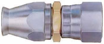 Aeroquip - Aeroquip Steel Reusable #3 Teflon Hose to Female -03 Straight Swivel Fitting