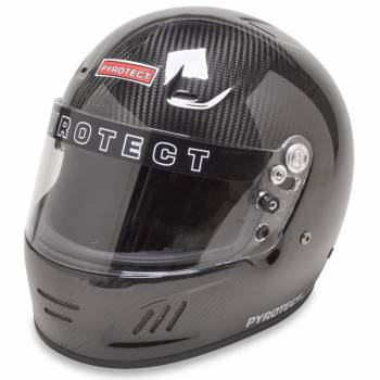 Pyrotect Carbon Fiber Pro Airflow SA2015 Full Face Helmet