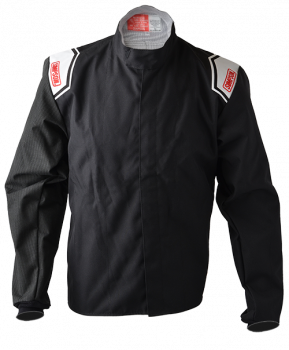 Simpson Apex Kart Jacket - Black