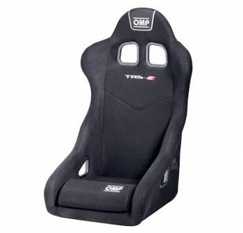 OMP Racing - OMP TRS-E Seat - Black