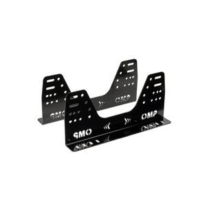 OMP Racing - OMP Steel Seat Brackets - Low Mount - 16 Hole
