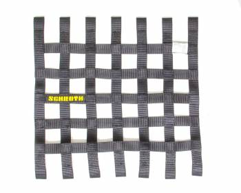 "Schroth Racing - Schroth 16"" x 16"" Window Net - Black"