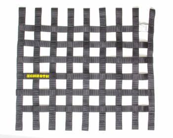 "Schroth Racing - Schroth 20"" x 18.5"" Window Net - Black"