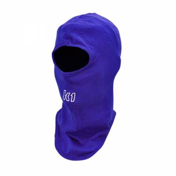 K1 RaceGear - K1 RaceGear Cotton Full Face Balaclava - Blue