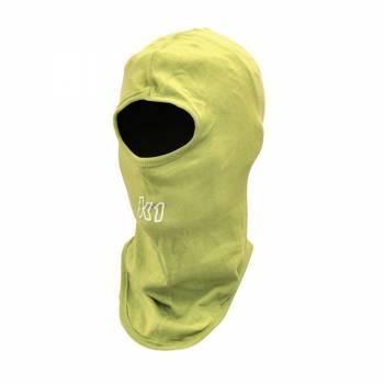 K1 RaceGear - K1 RaceGear Cotton Full Face Balaclava - Yellow