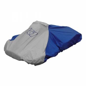 K1 RaceGear - K1 RaceGear Nylon Waterproof Kart Cover  - Blue