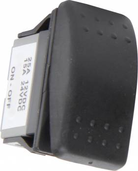 QuickCar Racing Products - QuickCar Rocker Switch Momentary Start