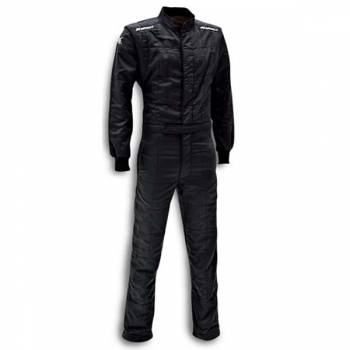 Impact - Impact Racer Firesuit - Black - Small