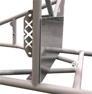 Triple X Race Components - Triple X Radiator Air Dam Flat