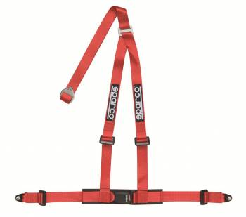 Sparco - Sparco 3-Point Bolt-In Tunning Harness