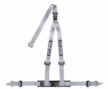 Sparco - Sparco 3-Point Snap-In Tunning Harness - Double Release