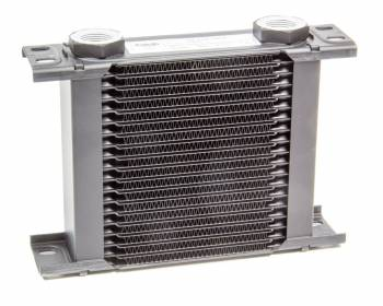 Setrab - Setrab 1-Series Oil Cooler 19 Row w/22mm Ports