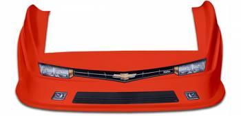Five Star Race Car Bodies - Fivestar MD3 Evolution Nose and Fender Combo Kit - Camaro - Chevron Blue