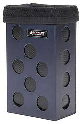 "Allstar Performance - Allstar Performance Clamp-On Aluminum Radio Box - Fits 1.75"" Tube"