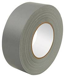 "ISC Racers Tape - ISC Racers Tape - 2"" Silver - 180 Ft."