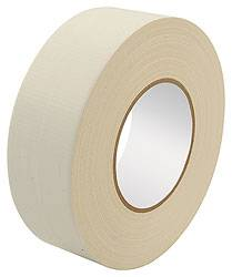 "ISC Racers Tape - ISC Racers Tape - 2"" White - 180 Ft."