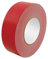 "ISC Racers Tape - ISC Racers Tape - 2"" Red - 180 Ft."